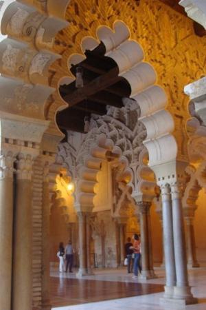 Palacio de la Aljaferia: La Aljafería (4)