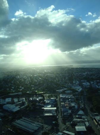 Sky Tower: hehe da holy city