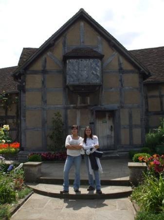 Bilde fra Shakespeare's Birthplace
