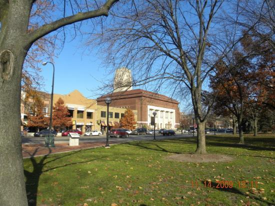 Ann Arbor, MI: near Quad