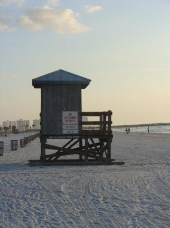 Clearwater, FL: Reminded me of Baywatch