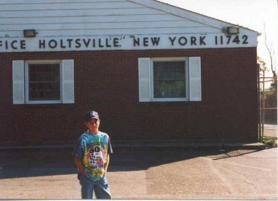 Jimmy, my hometown of Holtsville, NY, Nov 1998