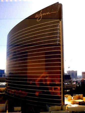 Encore At Wynn Las Vegas: View from our room @ the Encore (Winn) /  Traveling America