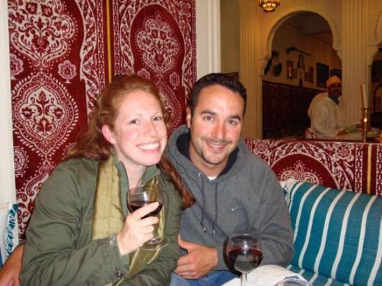 Restaurant Hamadi: Dinner in Tangier