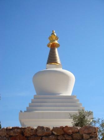 Benalmadena, Spania: largest Budist....in europe
