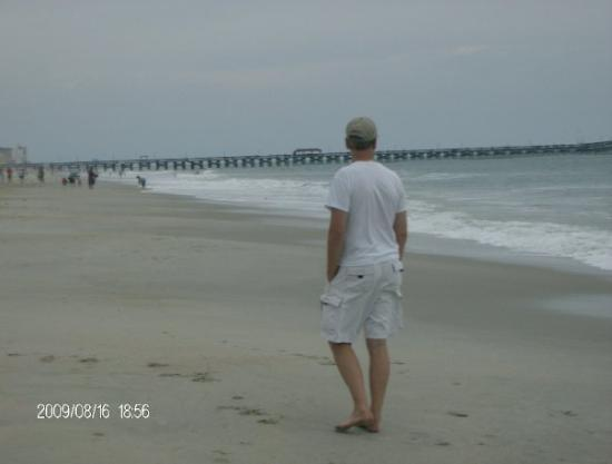 Cape Canaveral, FL: ah he is so lost in thought