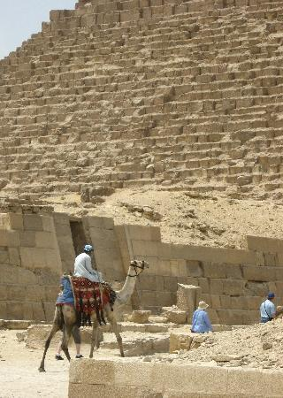 Kheopspyramiden: THE GREAT PYRAMID