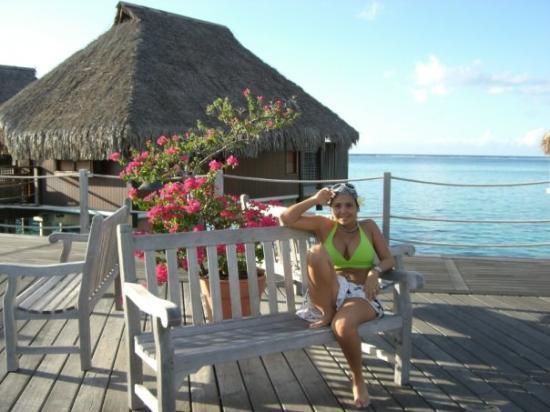 InterContinental Bora Bora Le Moana Resort: Bora Bora Tahiti,French Polynesia 2006