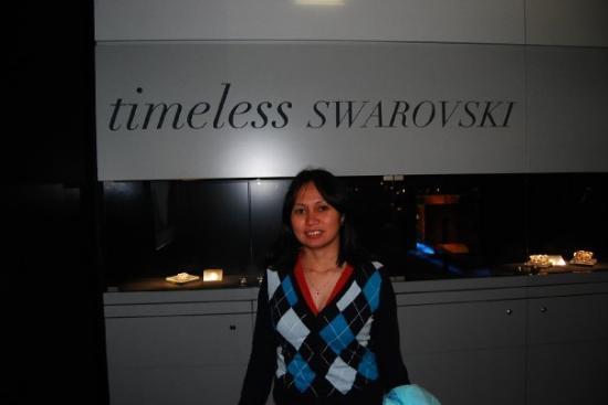 Bilde fra Swarovski Crystal Worlds
