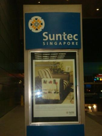 Bilde fra Suntec Singapore Convention & Exhibition Centre