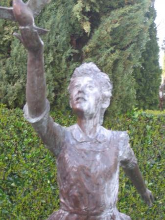 Santa Rosa, CA: Gardens at Ferrari-Carano 2.26.10