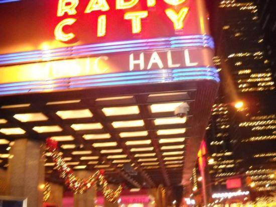 Radio City Music Hall: DSCN0090