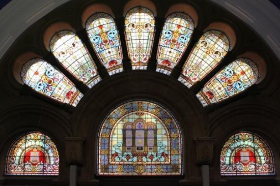 Queen Victoria Building (QVB): QVB