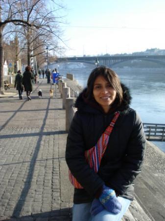 El Rin en Basel