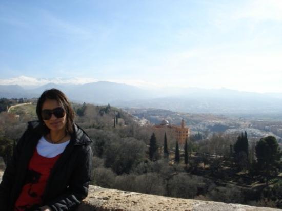 Alhambra: Sierra Nevada. Granada
