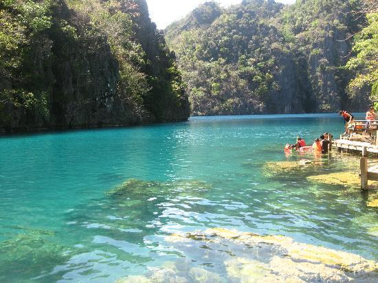 Majika's Island Resort: Kayangan Lake