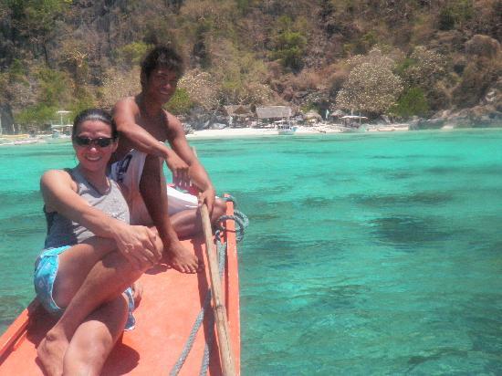 Majika's Island Resort: Banol Beach