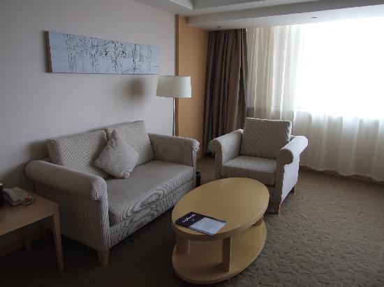 Grand Metropark Hotel Suzhou: Wohnbereich
