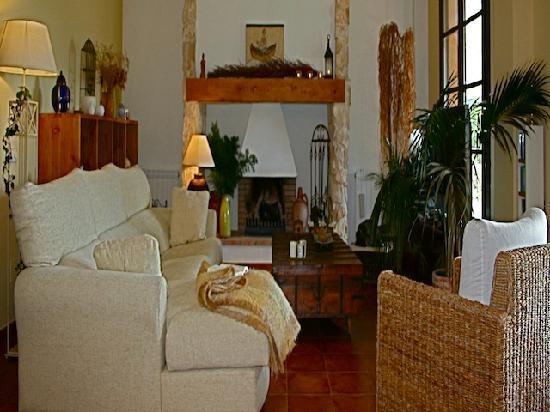 Camino de Soto B&B: Living Room