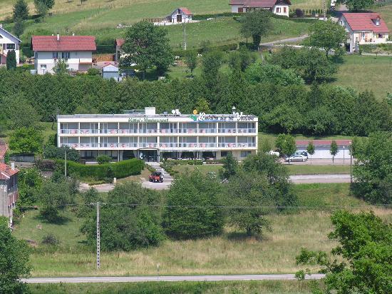 Logis Le Relais De La Vallee : L'hotel