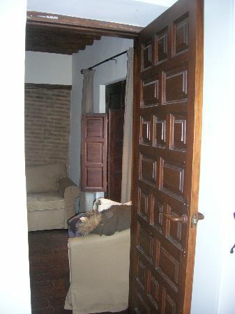 Apartamentos El Almez: salón