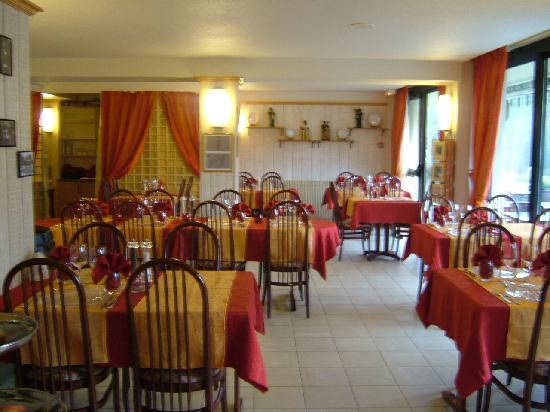 Hyevre-Paroisse, Frankreich: le restaurant
