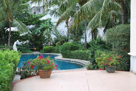 Venus Garden Villa: pool