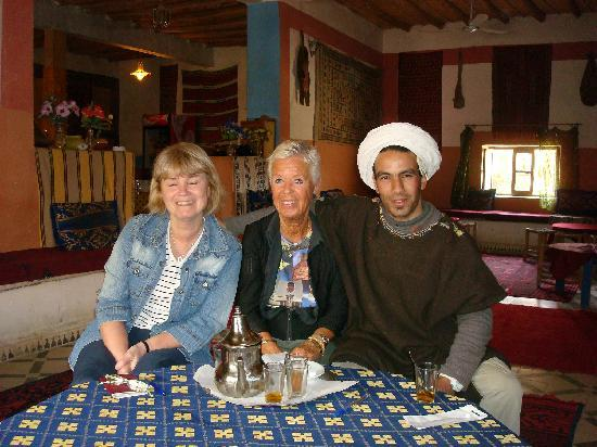 Auberge Camping Sahara: Our favorit Omar