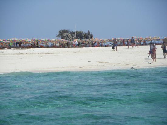 JC Tours: Khai Nok Island