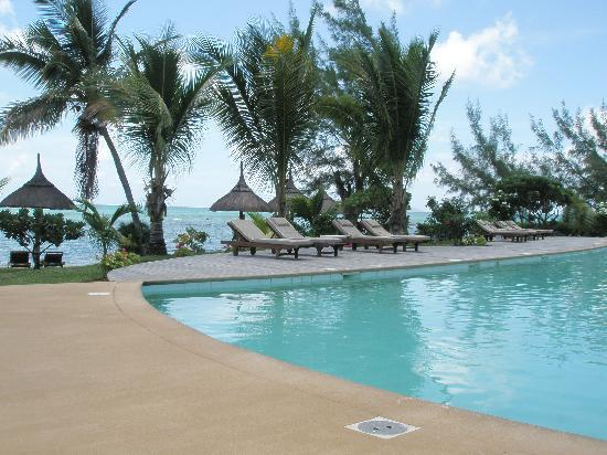 LUX* Grand Gaube: Banyan Pool