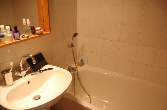 Maison Zen: bathtub