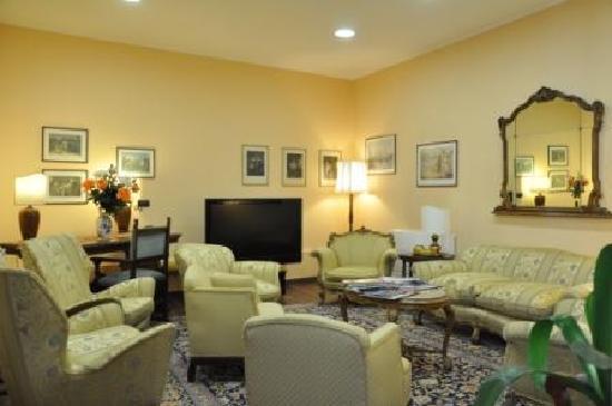 Liberty Hotel : Salotto