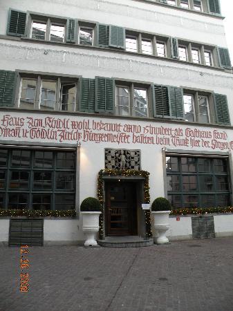 Kindli Hotel: hotel