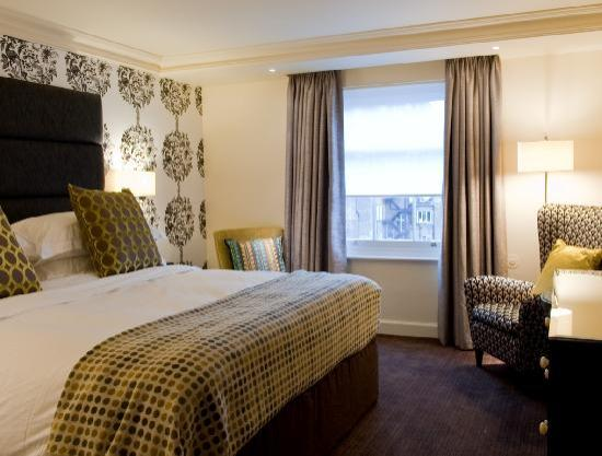 The Arch London: Deluxe Room