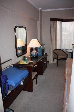 Osmanthus Hotel: Bedroom