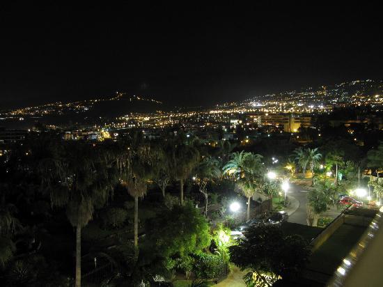 Hotel Tigaiga: Blick vom Balkon auf der Taoro Seite