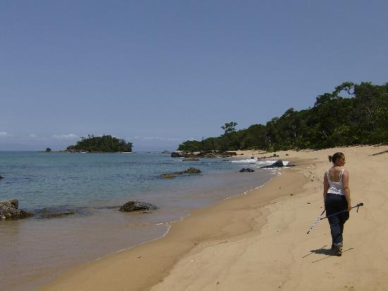 Maroantsetra, Madagaskar: beautiful beaches