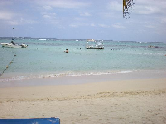 Hotel Riu Ocho Rios: Beach