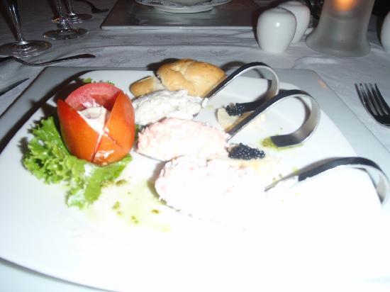 Grand Bahia Principe El Portillo: restaurant pescador