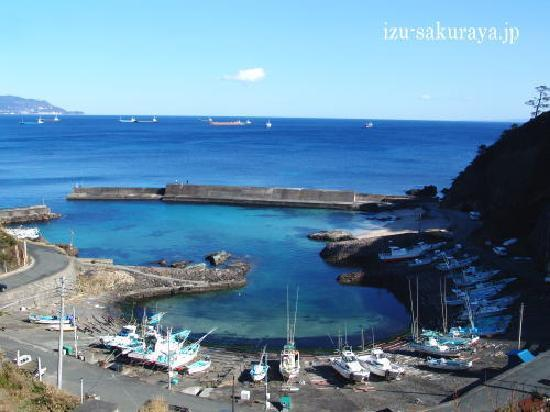 Pension Sakuraya: Shirahama Itami Small Fisherman's Port