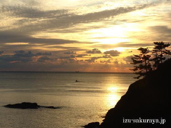 Pension Sakuraya: Sunrise in Shirahama
