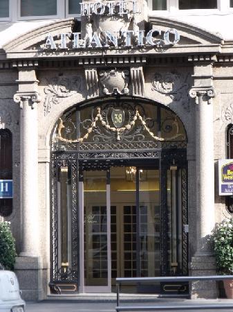 Hotel Atlantico: esterno hotel