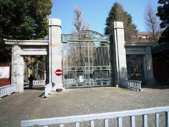 University of Tokyo: 正門