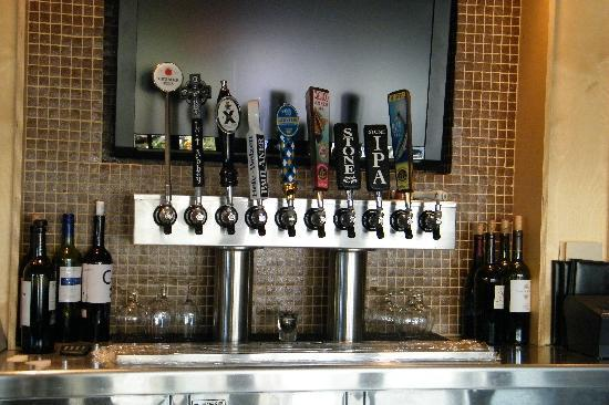 The Pearl Hotel: Tap