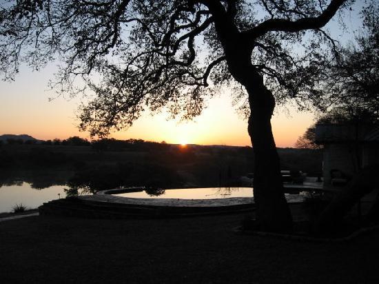 Paniolo Ranch Bed & Breakfast Spa: SUNRISE IS BREATHTAKING