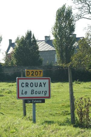 Les Chaufourniers: On the road...
