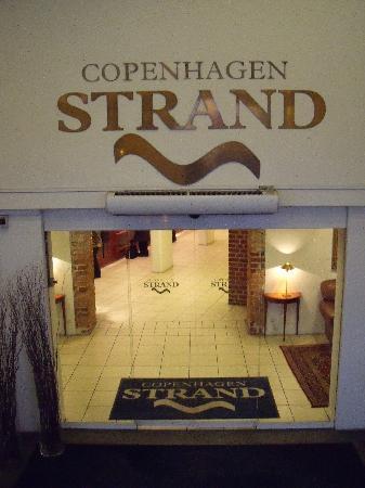 Copenhagen Strand entrance