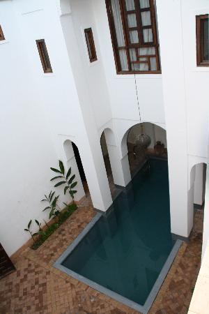 Riyad El Cadi: pool