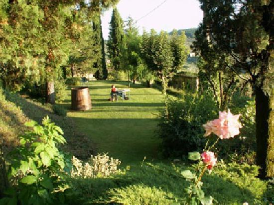 Il giardino di Casale Fontibucci