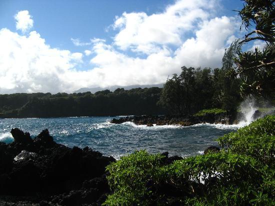 Wailuku, Hawái: Ke'anea Peninsula